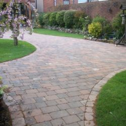 JGS Construction Ltd - Block Paving Gallery